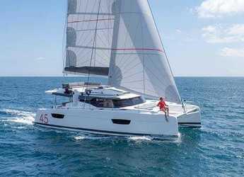 Alquilar catamarán en Scrub Island - Fountaine Pajot Elba 45 - 4 + 2 cab.
