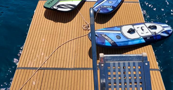Rent a yacht in Marina el Portet de Denia - Astondoa 45 Fly