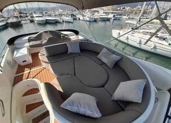 Alquilar yate en Marina el Portet de Denia - Astondoa 45 Fly