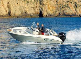 Rent a motorboat in Marina el Portet de Denia - Quicksilver 600 Commander