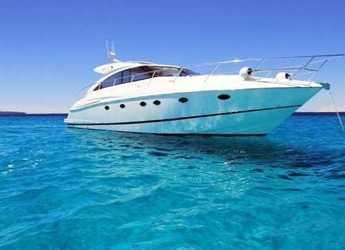 Rent a yacht in Marina el Portet de Denia - Princess V53