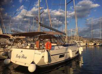 Chartern Sie segelboot in Perigiali Quay - Bavaria C45