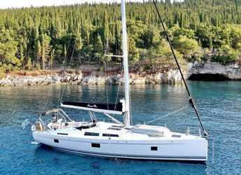 Chartern Sie segelboot in Perigiali Quay - Hanse 508