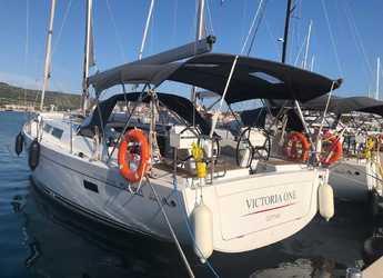 Alquilar velero en Marina Frapa - Hanse 455