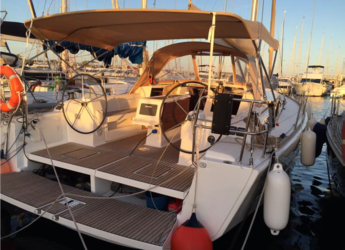 Rent a sailboat in Marina Real Juan Carlos I - Dufour 410 Grand Large