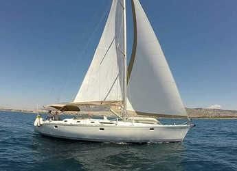 Rent a sailboat in Mykonos - Sun Odyssey 52.2