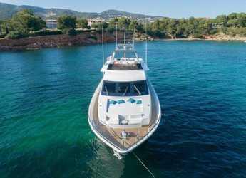 Alquilar yate en Marina Real Juan Carlos I - Superphantom 80
