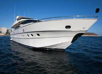 Rent a yacht in Marina Ibiza - Canados 80