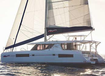 Rent a catamaran in Marina Fort Louis - Moorings 4500 (Exclusive Plus)