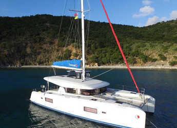 Rent a catamaran in Marina Le Marin - Sunsail 424/4/4