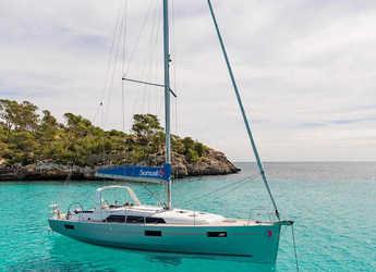 Rent a sailboat in Marina Le Marin - Sunsail 41.1 (Premium)