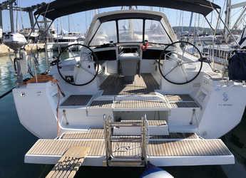 Rent a sailboat in Ece Marina - Oceanis 48 - 5 cab.