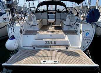 Rent a sailboat in Ece Marina - Bavaria Cruiser 46 - 4 cab.
