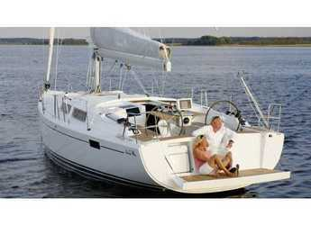 Rent a sailboat in Fethiye - Hanse 455