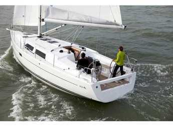 Chartern Sie segelboot in Marmaris - Hanse 375