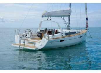 Chartern Sie segelboot in Marmaris - Oceanis 45 4 cabins