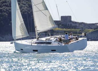 Rent a sailboat in Marmaris - Dufour 430 Grand Large
