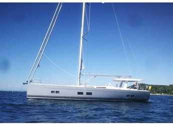 Chartern Sie segelboot in Marmaris - Hanse 588