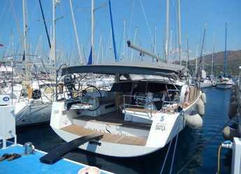 Chartern Sie segelboot in Marmaris - Sense 50