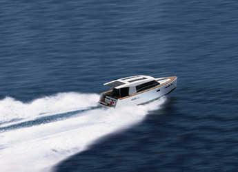 Rent a motorboat in Yacht kikötő - Tribunj - Fjord 40 Cruiser