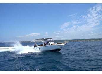 Chartern Sie motorboot in D-Marin Borik - Beneteau Flyer 8