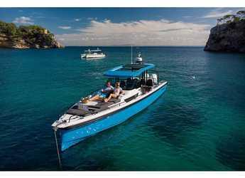 Chartern Sie motorboot in D-Marin Borik - Axopar 37  Sun Top