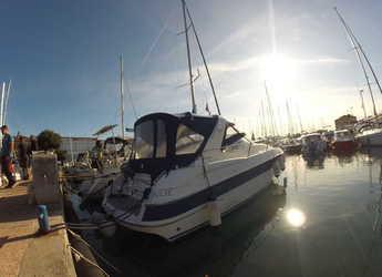Rent a motorboat in Marina Zadar - Bavaria 32 Sport