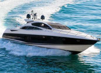 Rent a motorboat in Split (ACI Marina) - Predator 72