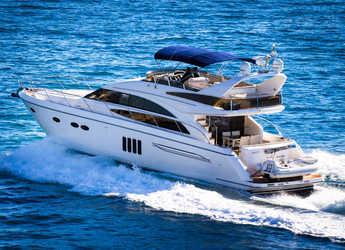 Chartern Sie yacht in ACI Marina Split - Princess 62