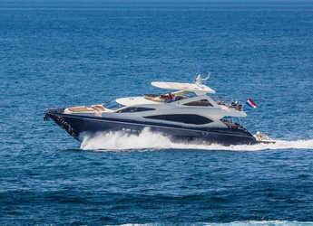 Rent a motorboat in Split (ACI Marina) - Sunseeker Yacht 86