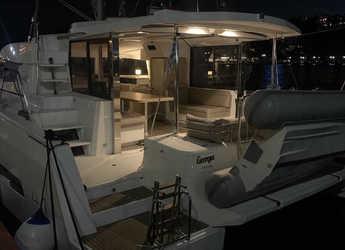 Alquilar catamarán en Marina Gouvia - Bali 4.1
