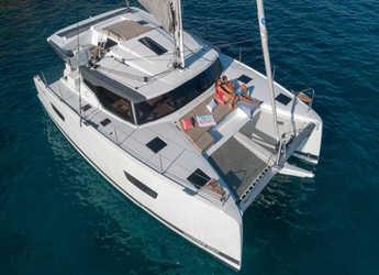 Rent a catamaran in Lefkas Nidri - Fountaine Pajot Astréa 42