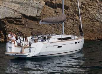Chartern Sie segelboot in Marina Gouvia - Sun Odyssey 479 - 4 cab.
