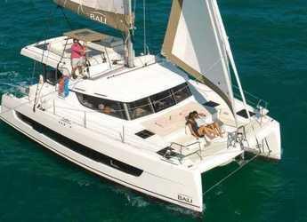 Rent a catamaran in Harbour View Marina - Bali Catspace OV
