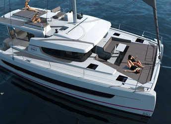 Rent a catamaran in ACI Marina Vodice - Bali 4.6 - 5 + 1 cab.
