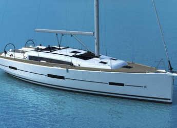 Rent a sailboat in ACI Marina Vodice - Dufour 412 GL