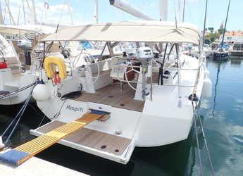Chartern Sie segelboot in Sangulin Marina - Bavaria C42