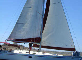 Chartern Sie segelboot in Sangulin Marina - Gib Sea 43