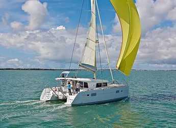 Chartern Sie katamaran in Sangulin Marina - Lagoon 400 S2 - 4 + 2 cab.
