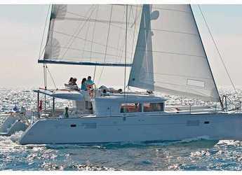 Chartern Sie katamaran in Marina Sukosan (D-Marin Dalmacija) - Lagoon 450 - 4 + 2 cab.