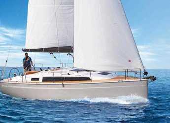 Rent a sailboat in Marina Mandalina - Bavaria Cruiser 34