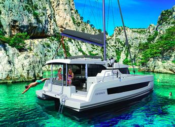 Rent a catamaran in SCT Marina Trogir - Bali Catspace
