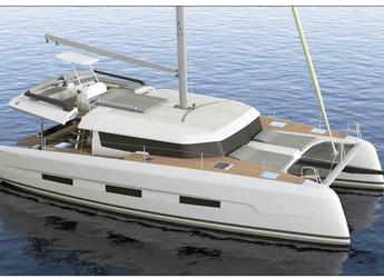 Rent a catamaran in SCT Marina Trogir - Dufour 48 Catamaran - 5 + 1 cab.