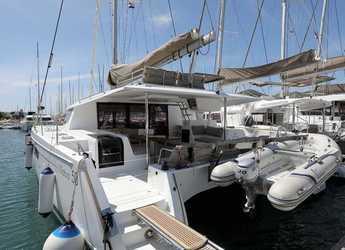 Rent a catamaran in SCT Marina Trogir - Fountaine Pajot Saba 50 - 6 + 1 cab.