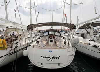 Rent a sailboat in Sangulin Marina - Bavaria Cruiser 34