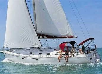 Rent a sailboat in Sangulin Marina - Gib Sea 51