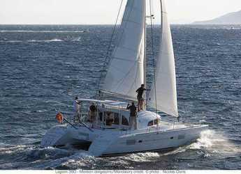 Rent a catamaran in Sangulin Marina - Lagoon 380 S2 - 4 + 2 cab.