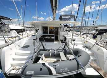 Rent a catamaran in Sangulin Marina - Lagoon 39 - 4 + 2 cab.