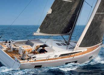 Rent a sailboat in Sangulin Marina - Oceanis 46.1 - 4 cab.