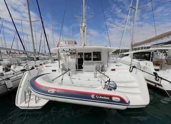 Chartern Sie katamaran in Marina Sukosan (D-Marin Dalmacija) - Lagoon 400 S2 - 4 + 2 cab.
